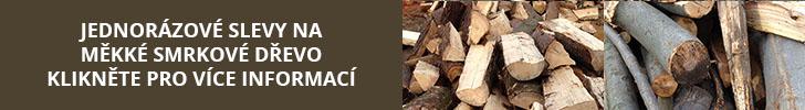 Měkké dřevo - akční nabídka